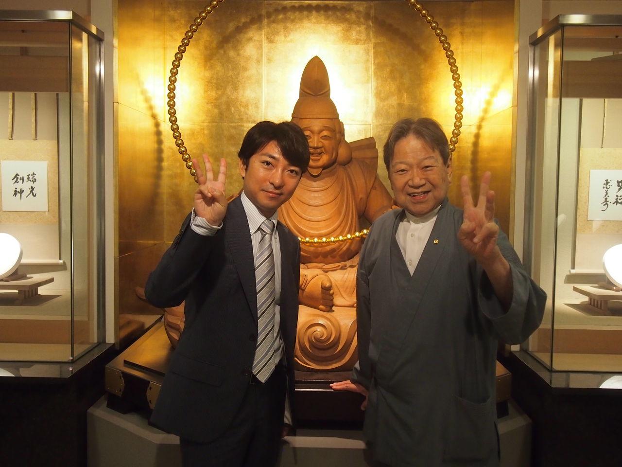 696a7eca.jpg - 竹田和平 さんとの出会いと対談