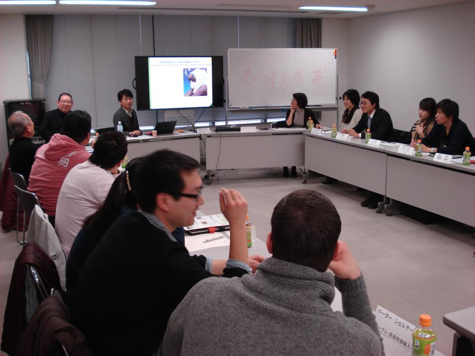 c3427306.jpg - 京都府グローバルコミュニケーション大学校での講演